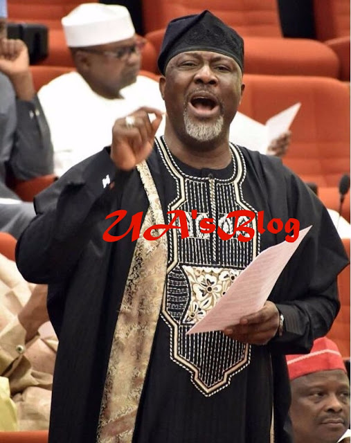 I Will Never Be Cowed.. I Will Fight You All With The Last Drop Of Blood In My Body – Dino Melaye To FG