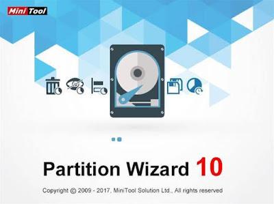 تحميل برنامج تقسيم الهارد اخر اصدار - MiniTool Partition Wizard مجانا