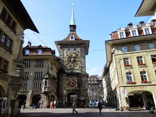 clock tower Berna