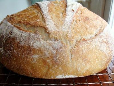 roti artisan panggang