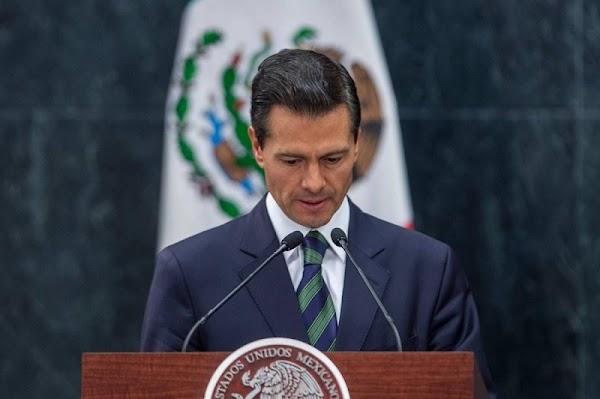 Encuesta de Presidencia confirma dos pesadillas de EPN: el PRI está desfondado y AMLO gana.