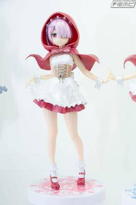 Ram Red Hood -Pearl ver.- de Re:Zero kara Hajimeru Isekai Seikatsu