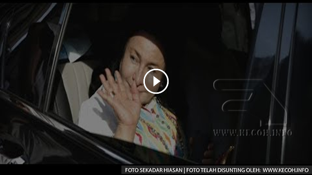 Rosmah Keluar Dan Tinggalkan Kediaman Di Langgak Duta?
