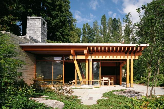 arquitectura de casas residencia de varios cuerpos de. Black Bedroom Furniture Sets. Home Design Ideas