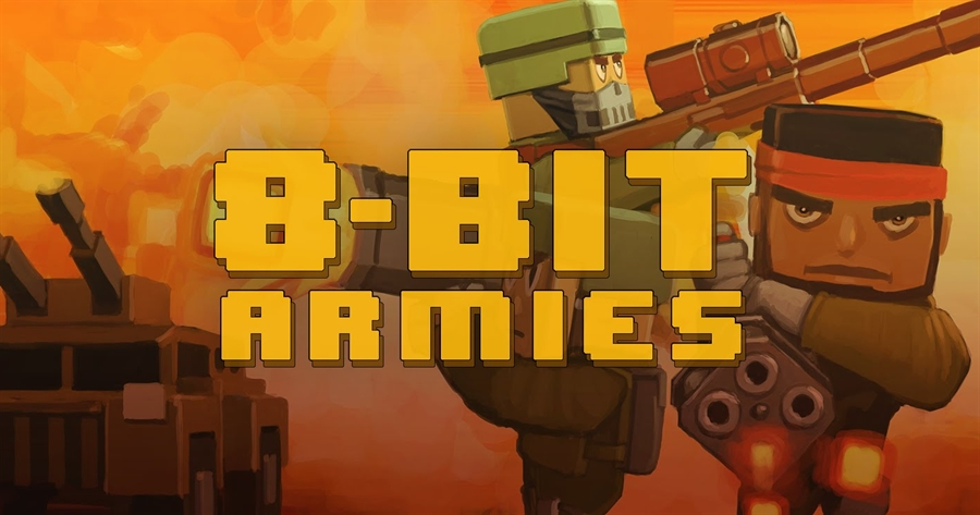 8-Bit Armies PC Game Free Download Poster