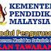 SEMAKAN TAWARAN KE TINGKATAN SATU SEKOLAH SENI MALAYSIA 2018