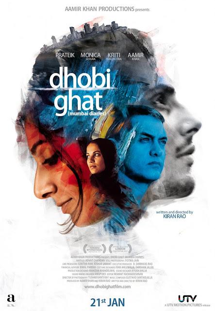 dhobi ghat, mumbai diaries, directed by Kiran Rao