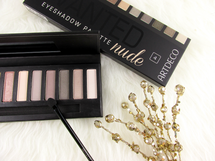 Review: ARTDECO - Most Wanted Eyeshadow Palette Nude
