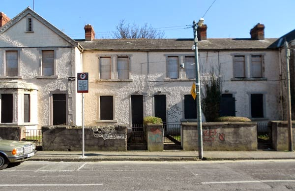 Derelict sites at Lower Grangegorman Road