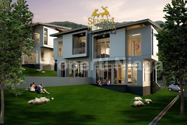 View-Rumah-Residential-Tipe-Hillside-Residence_1