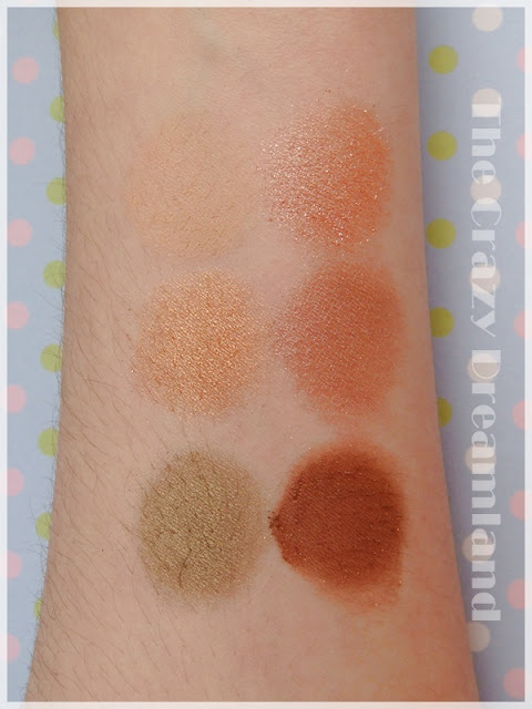 swatches vinyl collection wet n wild