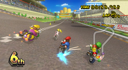 Mario Kart screenshot 3