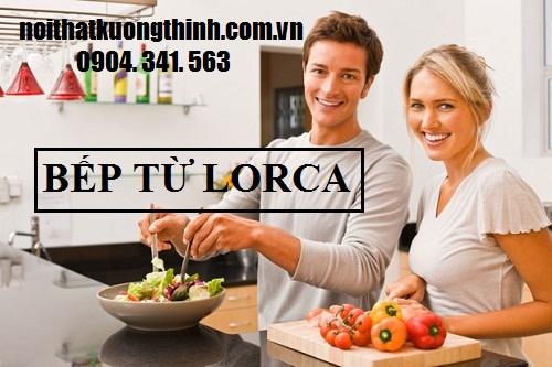 bếp từ Lorca tiết kiệm 25% điện năng
