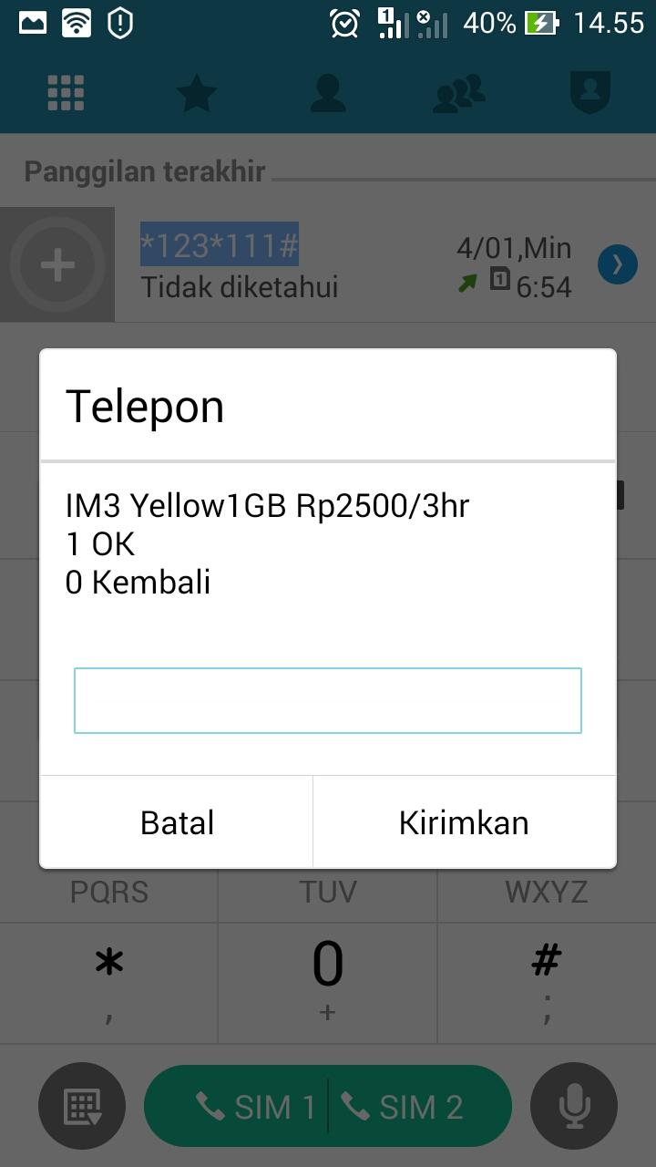 Paket M3 Murah : paket, murah, Paket, Internet, Indosat, Ooredoo, Murah, Terbaru, Nanda