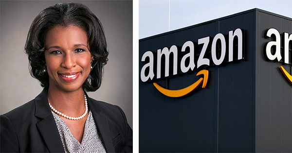 Alicia Boler Davis, Vice President of Global Customer Fulfillment at Amazon