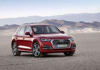 Nuova Audi Q5 Motori | Gamma motorizzazioni Diesel e Benzina