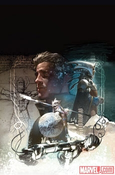 Truyện tranh S.H.I.E.L.D
