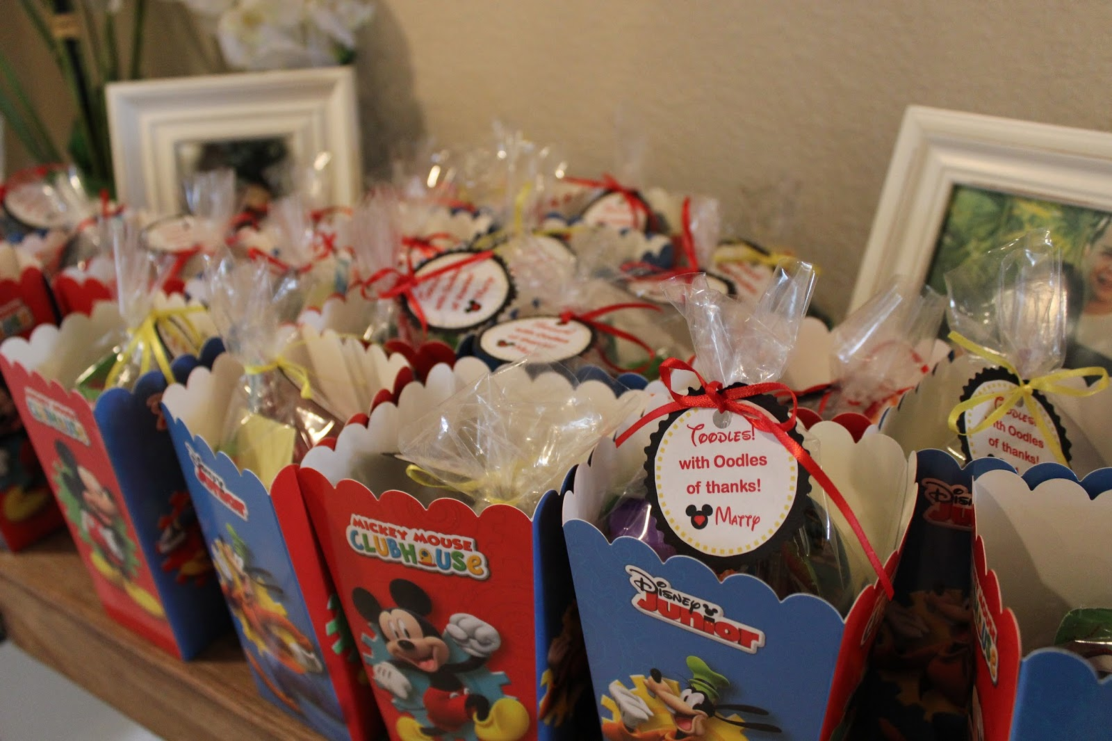 Domesticated Diva Mickey Mouse Clubhouse Diy Party Ideas