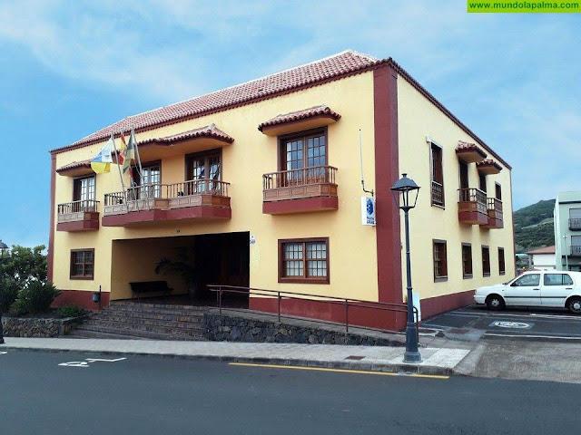 Puntallana suspende el cobro de todos los tributos municipales