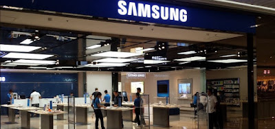 Samsung shops in the Baltic countries would accept cryptocurrency