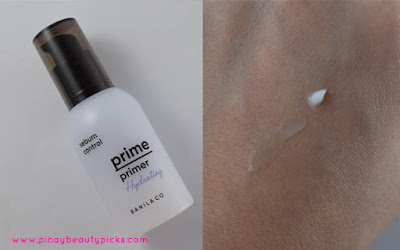 Banila Co Hydrating Prime Primer Review