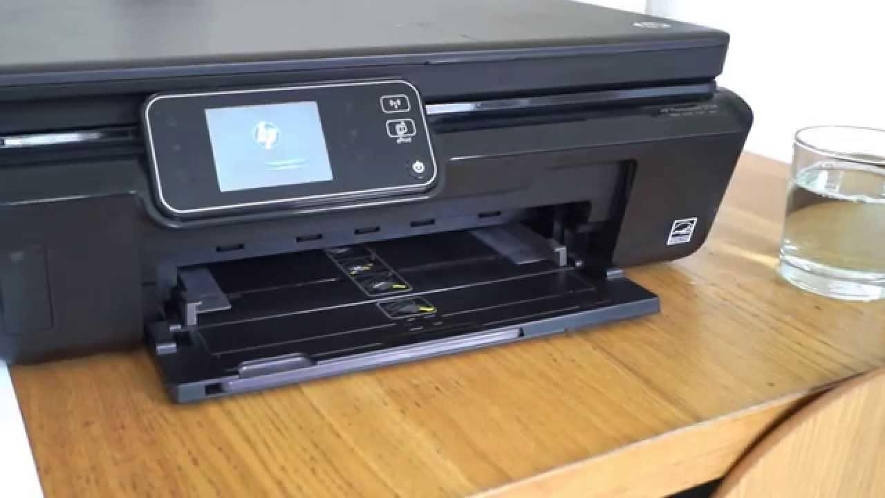 probleme imprimante hp photosmart 5510 astucesinformatique. Black Bedroom Furniture Sets. Home Design Ideas