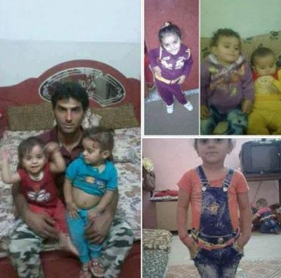اردني  يقتل زوجته وابنتيه والثالثة خطرة في الرمثا - الاردن