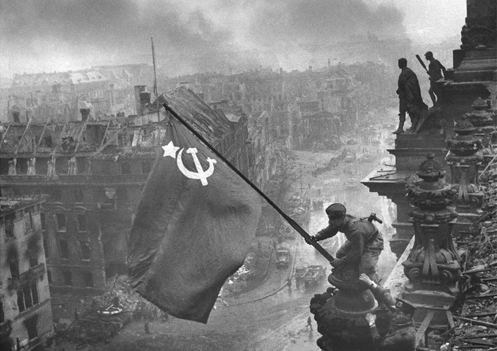 Los últimos días de la Alemania nazi, 1945.