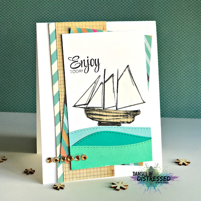 paper_pieced_stamped_ship_card