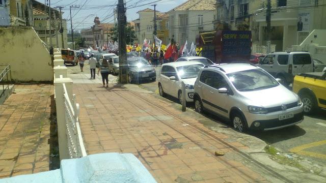 Na quarta-feira, 17, os manifestantes voltam as ruas para reivindicar o retorno da presidenta