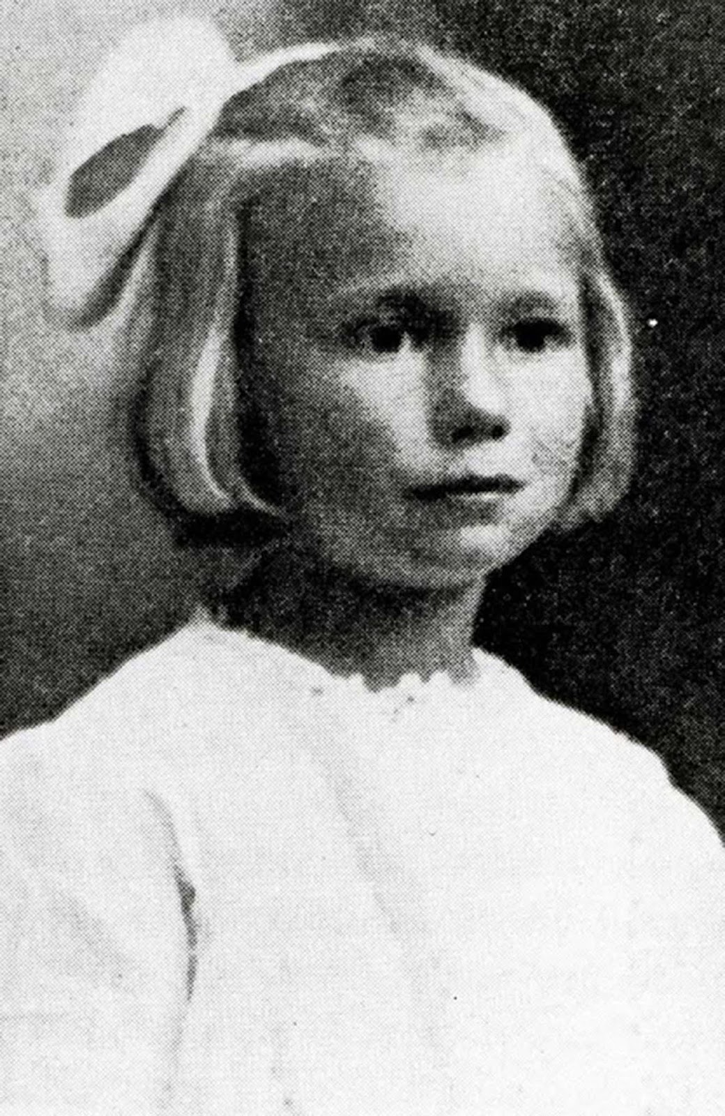 May Pierstorff was 6 in 1914 when she was mailed by her parents in Idaho to nearby relatives.
