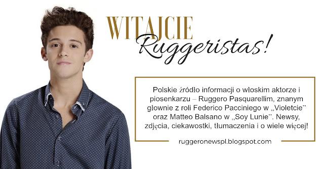 Witajcie Ruggeristas!