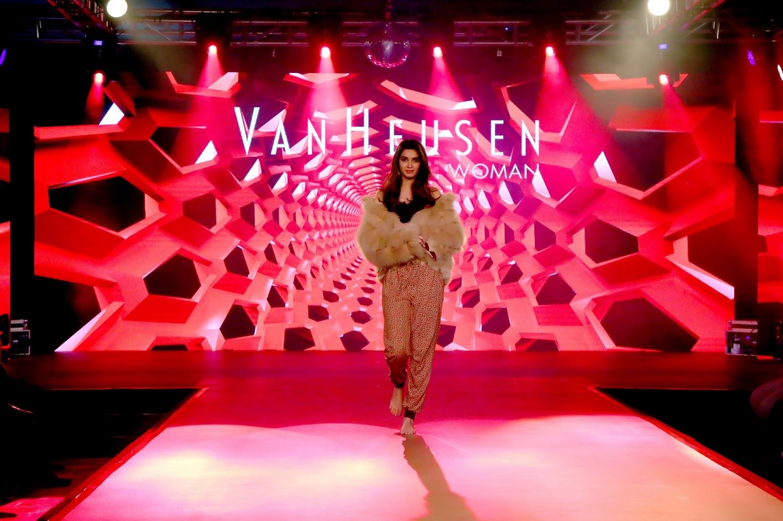e377001174 Van Heusen Launches its Exclusive Range of Women s Innerwear   Athleisure  Range
