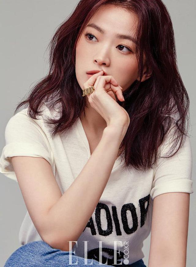 Chun Woo Hee, Chun Woo Hee Elle, Chun Woo Hee 2017