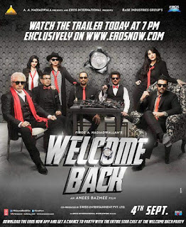 Welcome Back (2015) BluRay 720p Subtitle Indonesia