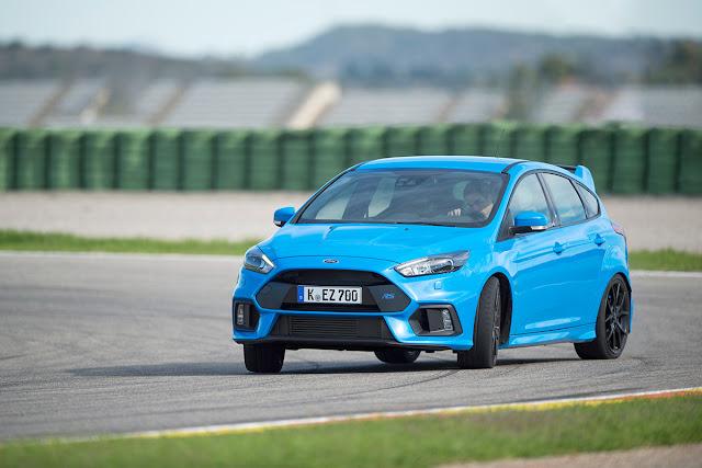 Η Αυστραλία ζητάει αφαίρεση του Drift Mode από το Ford Focus RS