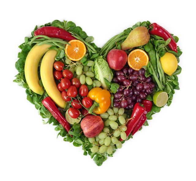 legume et fruit.
