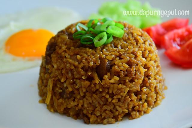 Nasi goreng spesial, resep masakan by amalia virshania