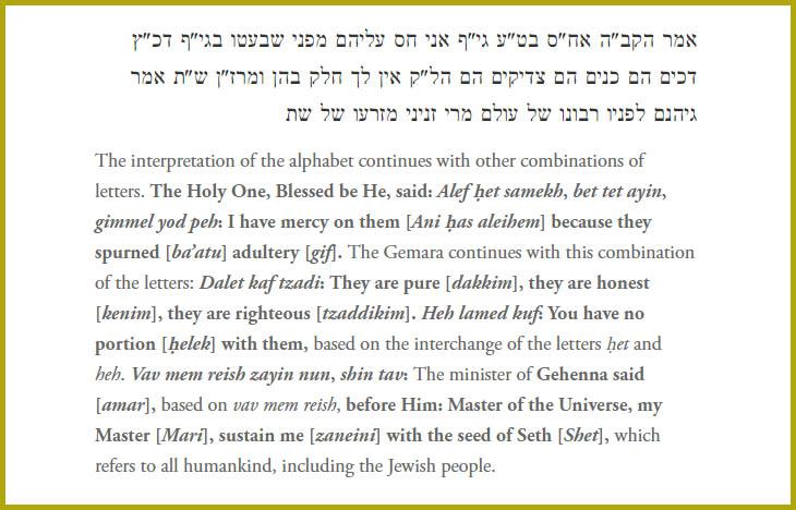 sizden gelenler, din, islamiyet, yahudilik, Cehennemin doldurulması, Cehenneme soru soran, Cehennemin konuşması, Kur'an ve Talmud, Talmud'dan esinlenip Kur'an'a eklenenler, Kaf 30,Şabat104a