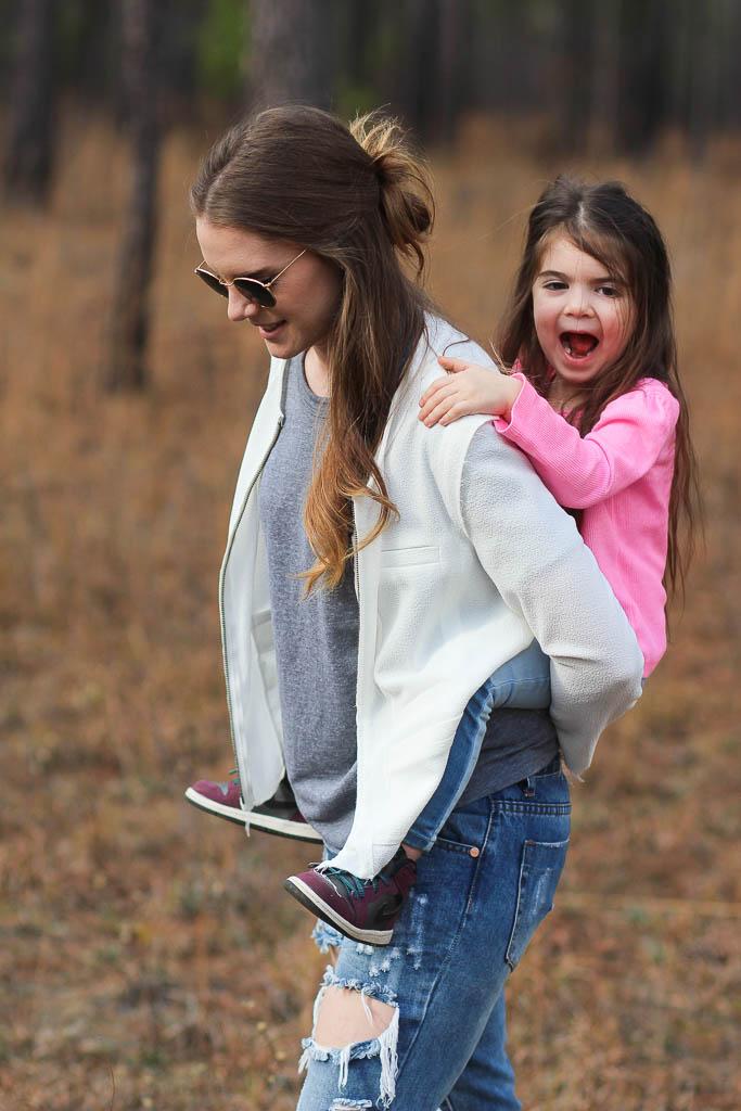 Pardon My French - lifestyle blog - motherhood