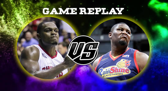 Video Playlist: Ginebra vs Rain or Shine game replay July 23, 2018 PBA Commissioner's Cup