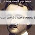 ¡Tercer artículo sobre Poe!