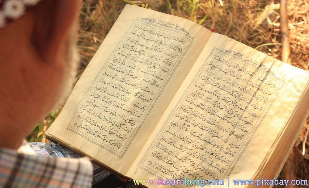 Quran For Android, Al-Qur'an Digital Lengkap Untuk Android (Bagian #2 - Audio) - www.sukanikung.com