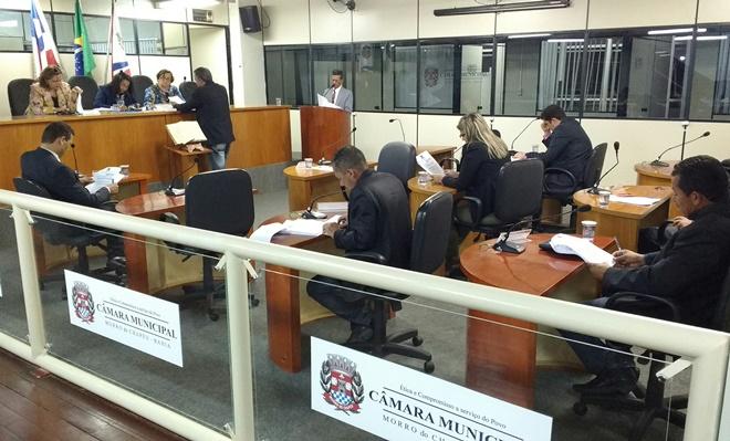 Câmara Municipal aprova Projeto de Lei de autoria do Poder Executivo que cria a Coordenadoria Municipal de Proteção e Defesa Civil (COMPDEC)