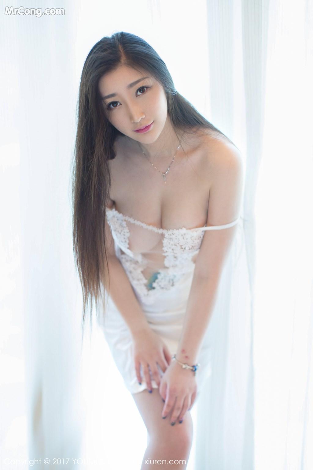 Image YouMi-Vol.077-Daji-Toxic-MrCong.com-042 in post YouMi Vol.077: Người mẫu Daji_Toxic (妲己_Toxic) (49 ảnh)