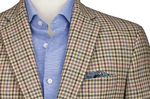 3b96730dab0 The Tyrwhitt Border Tweed Jacket