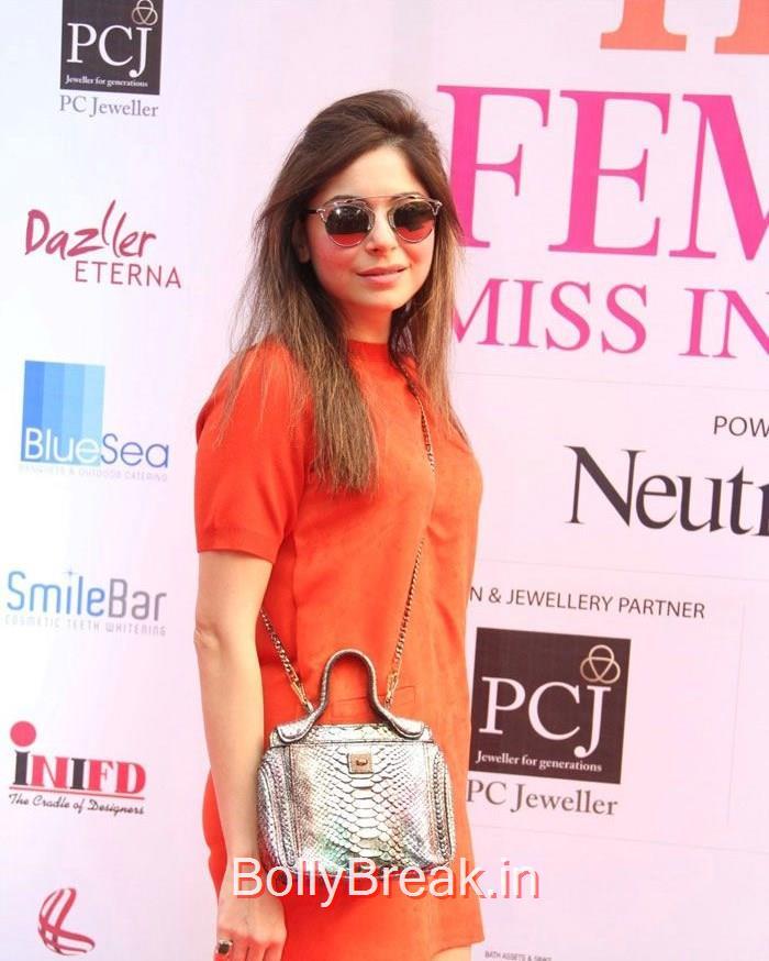 Kanika Kapoor, Grand Finale of Femina Miss India 2015 Photo Gallery