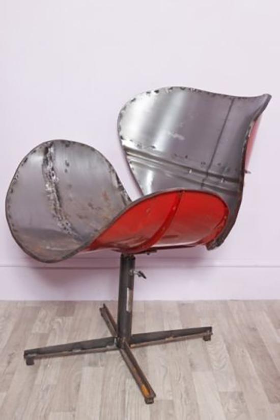 7 gambar desain kursi dari drum bekas