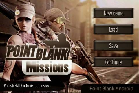 Download Game Point Blank Untuk Android (17MB) - Sayapemula