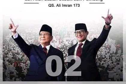 Tegas! Prabowo: Meski Dicurangi, Tetap Kita akan Menang